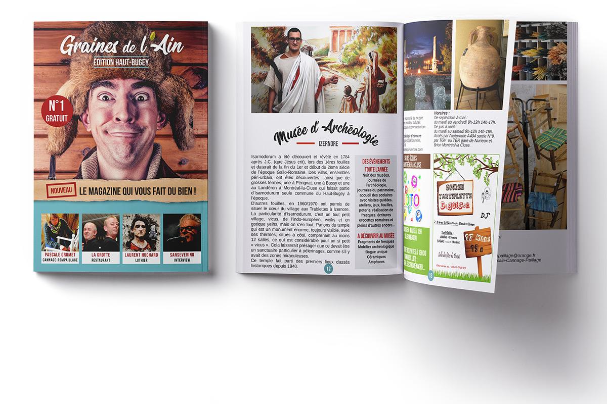 Magazine Graines de l'Ain