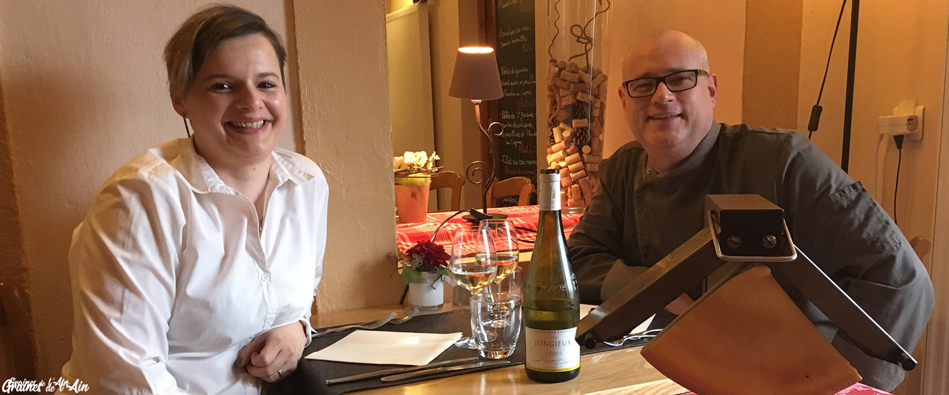 Restaurant Le Chalet Gourmand - Oyonnax - Graines de l'Ain
