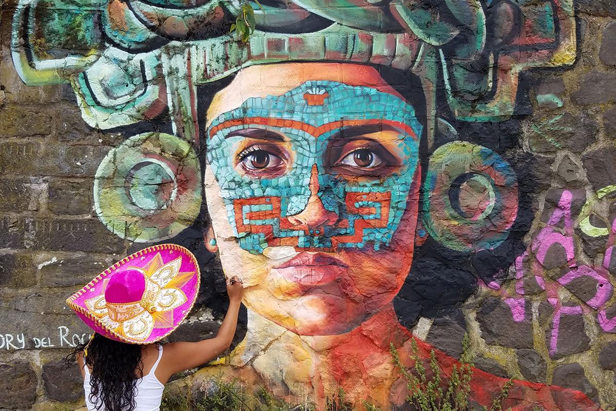 Art in Haut Bugey Festival Street Art - Graines de l'Ain - Abry