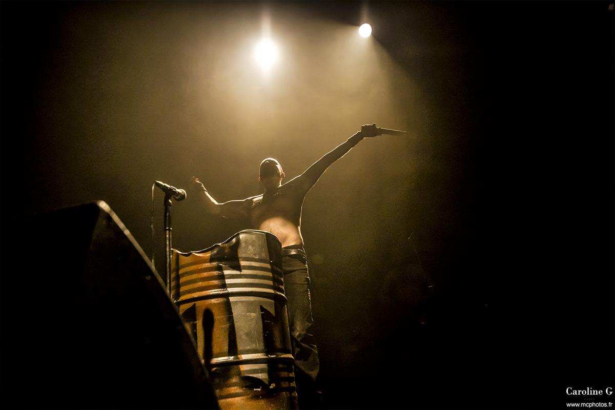 Graines de l'Ain - Les Tambours du Bronx
