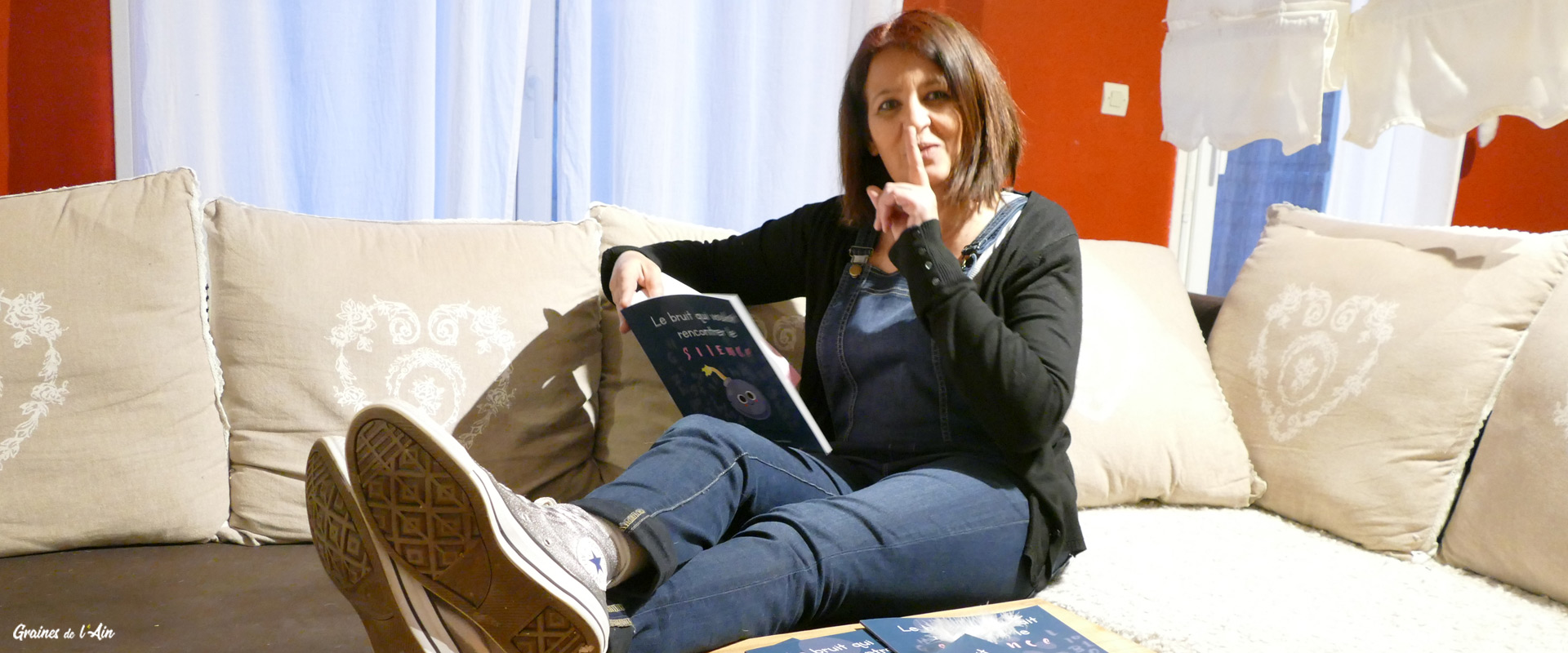 Jeannette Tavel Nikolic - Auteur pour enfants -Graines de l'Ain