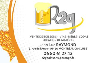 """R2G boissons matériel location - Graines de l""""Ain"""