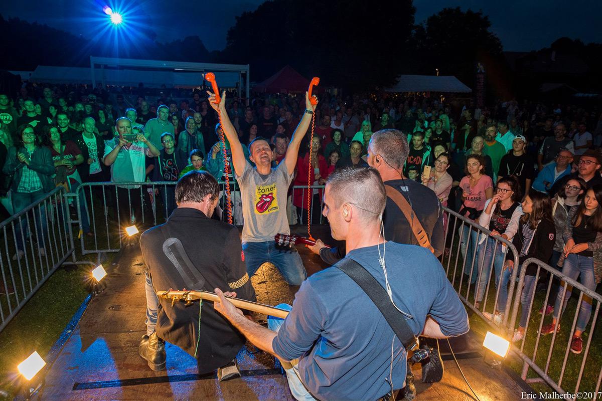 Festival Rock Heyr - Graines de l'Ain