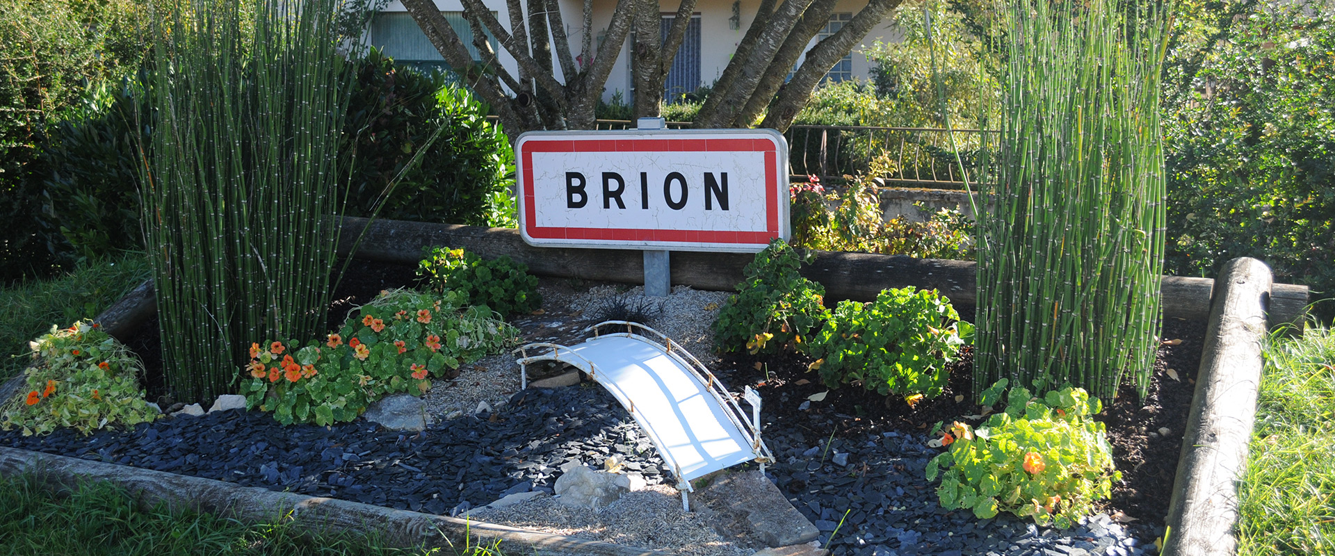 Village de Brion - Graines de l'Ain