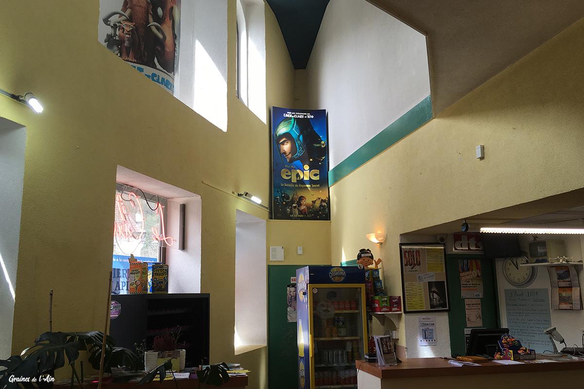 Cinéma Le Club à Nantua - Graines-de-l-ain