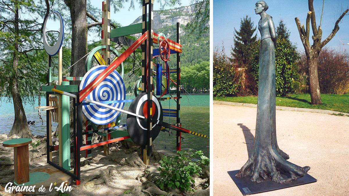 Jean-Jacques Dalmais sculpteur - Graines de l'Ain