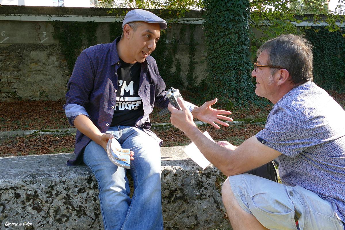 Interview HK Graines de l Ain