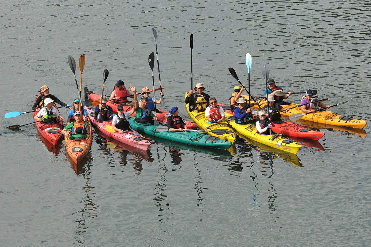 Canoë kayak club de Longeville - Graines de l' Ain