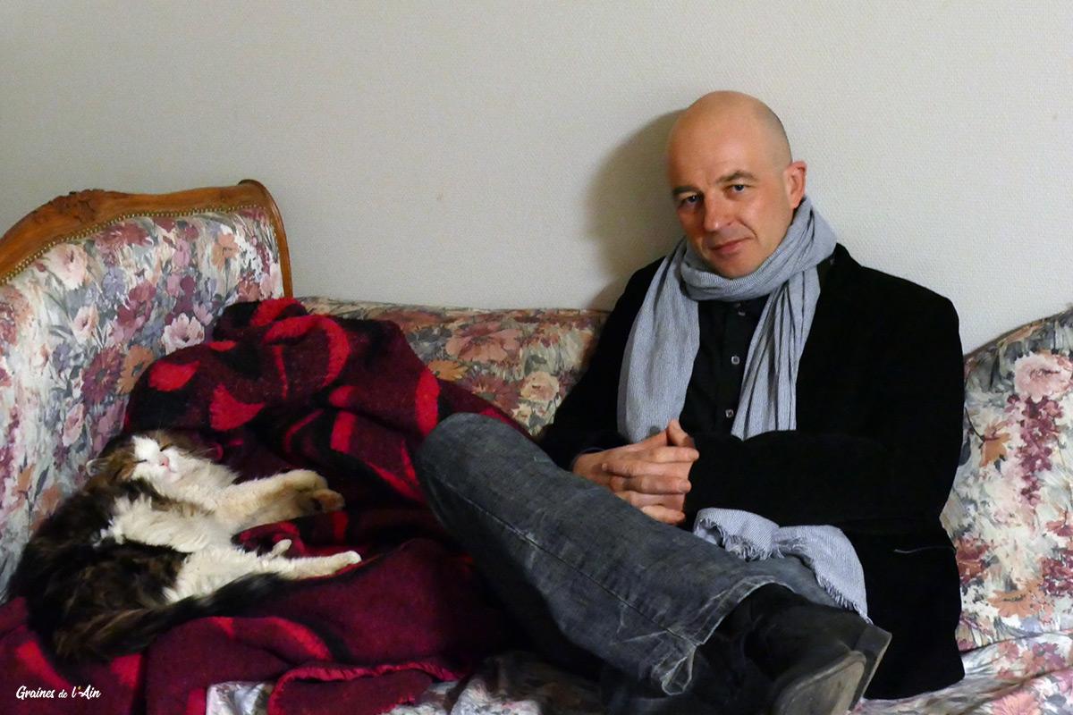 Arnaud Colignon - Ode à Bashung - Magazine Graines de l' Ain