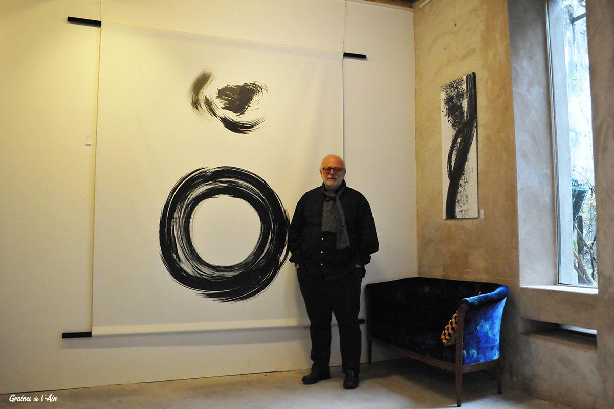 Jacki Maréchal - Artiste peintre - Oyonnax - Magazine Graines de l' Ain