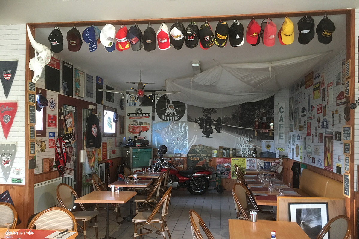 La Pat' de l' Ours - Bar restaurant à Corveissiat - Magazine Graines de l' Ain