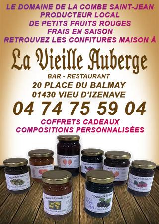 La Vieille Auberge au Balmay