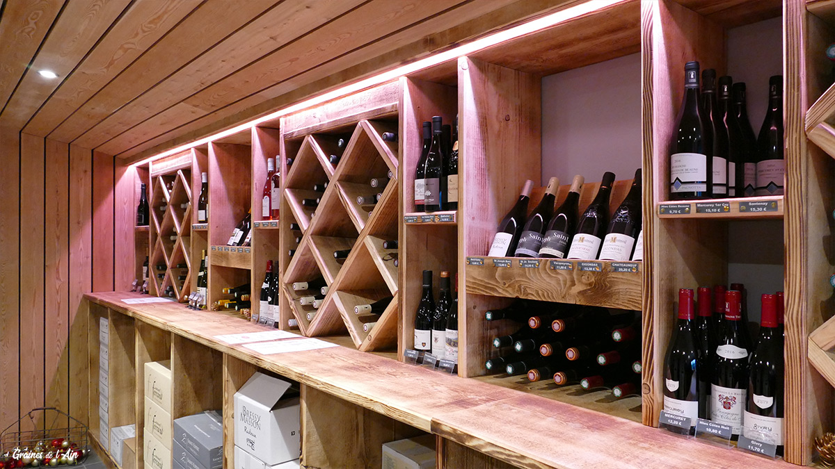 Le Vin en Balade - Yves Grobas - Maillat - Magazine Graines de l' Ain