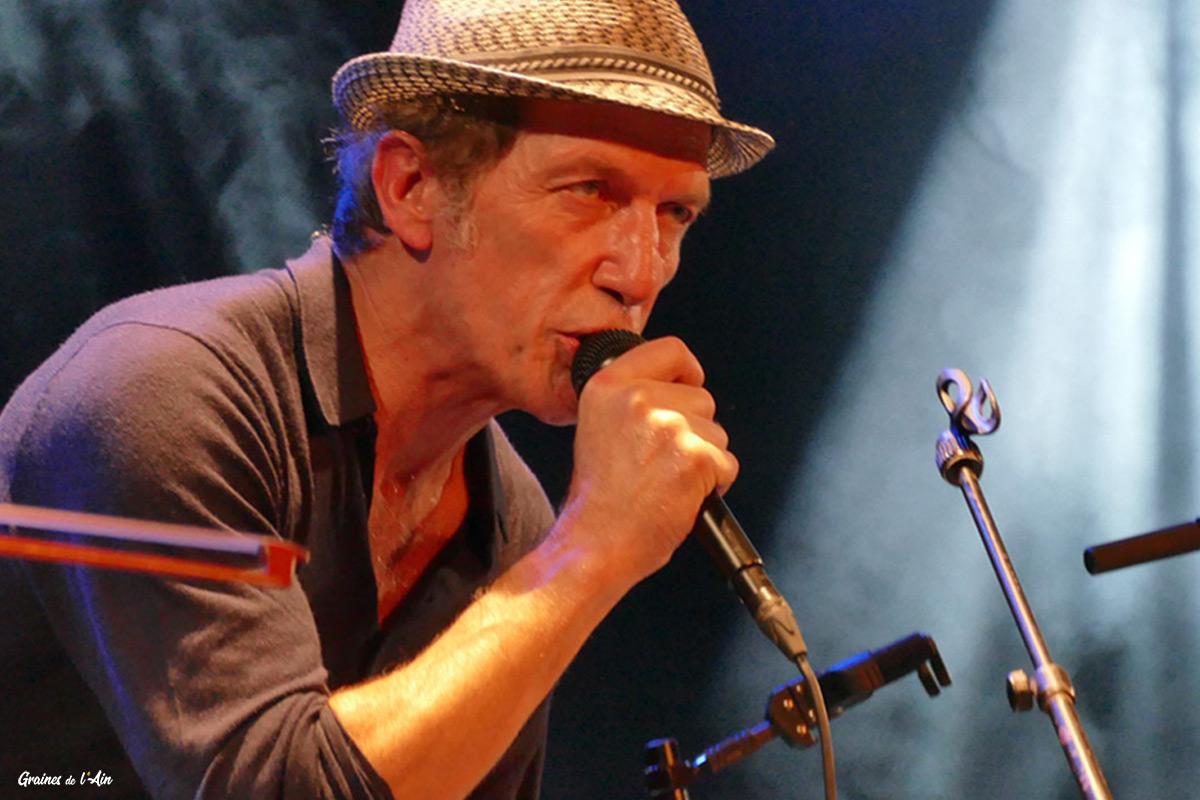 Christophe Miossec - interview Graines de l' Ain