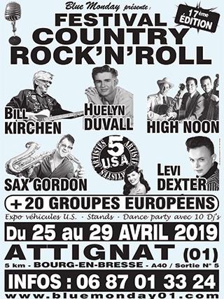 FESTIVAL Good Rockin Tonight