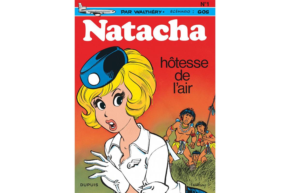 François Walthery - dessinateur de la BD Natacha - Magazine Graines de l' Ain