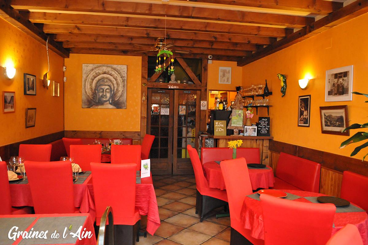 Douces Saveurs - restaurant à Saint-Claude