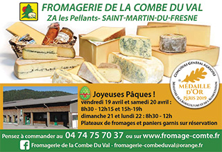 Fromagerie Combe du Val