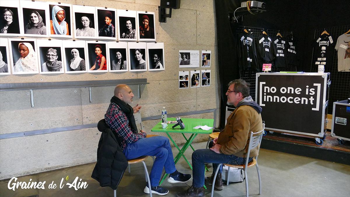 No One is Innocent - Interview magazine Graines de l' Ain