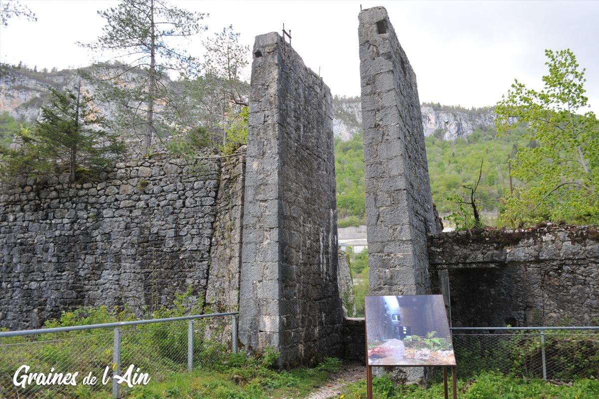 Glacières de Sylans - Magazine Graines de l' Ain
