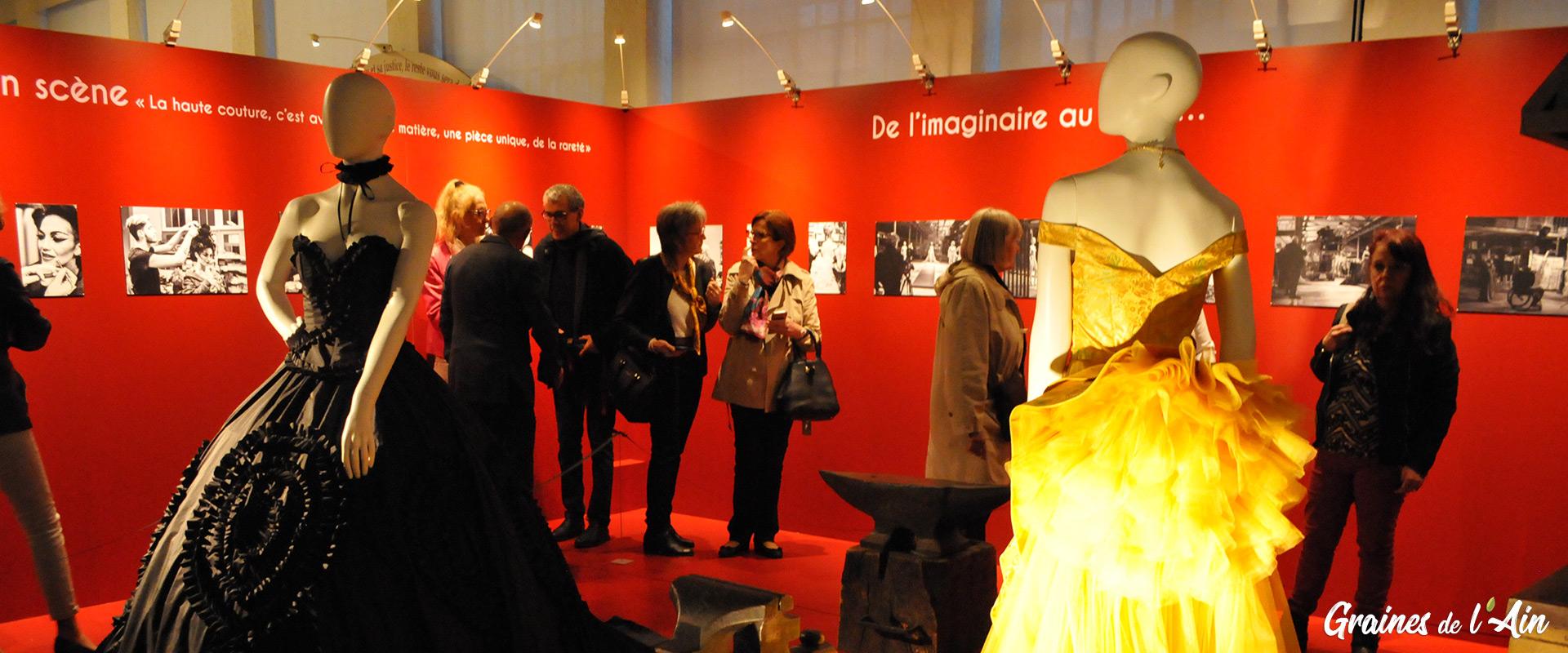 Denis Durand exposition aux Soieries Bonnet à Jujurieux - Magazine Graines de l' Ain