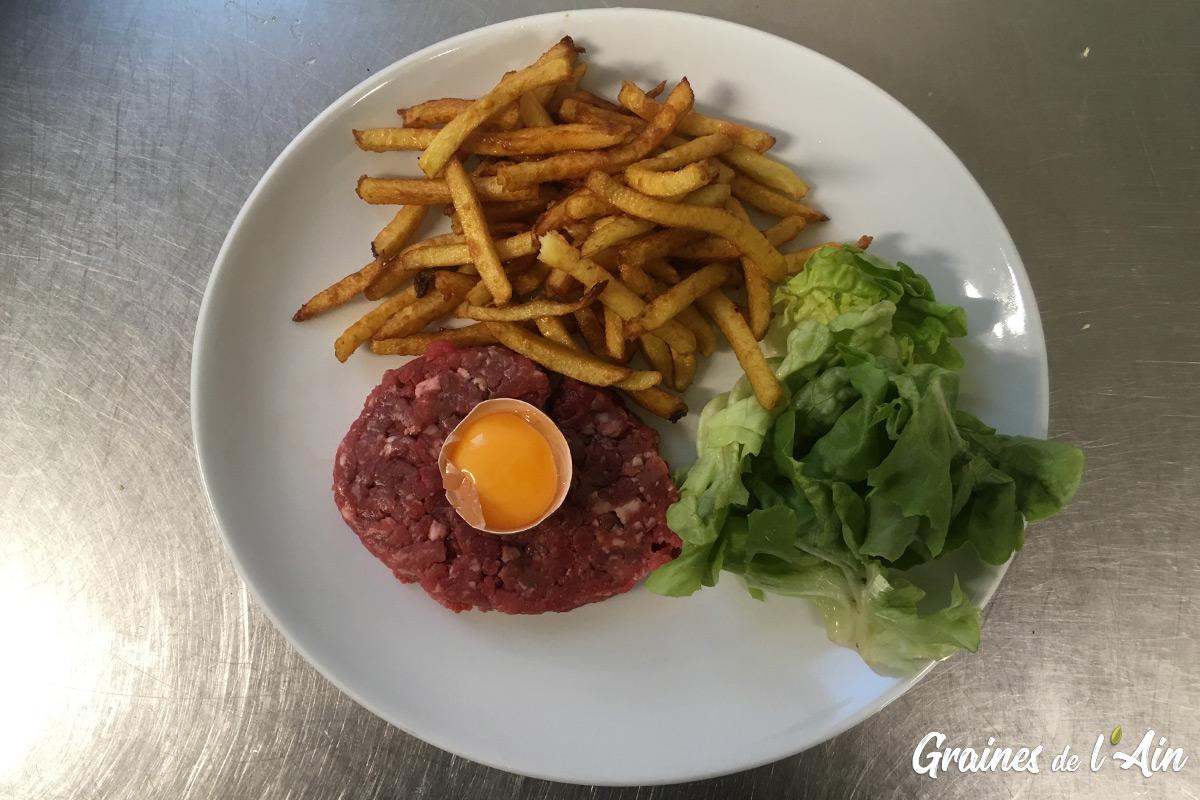 Restaurant Le Relax à Maillat - Magazine Graines de l' Ain