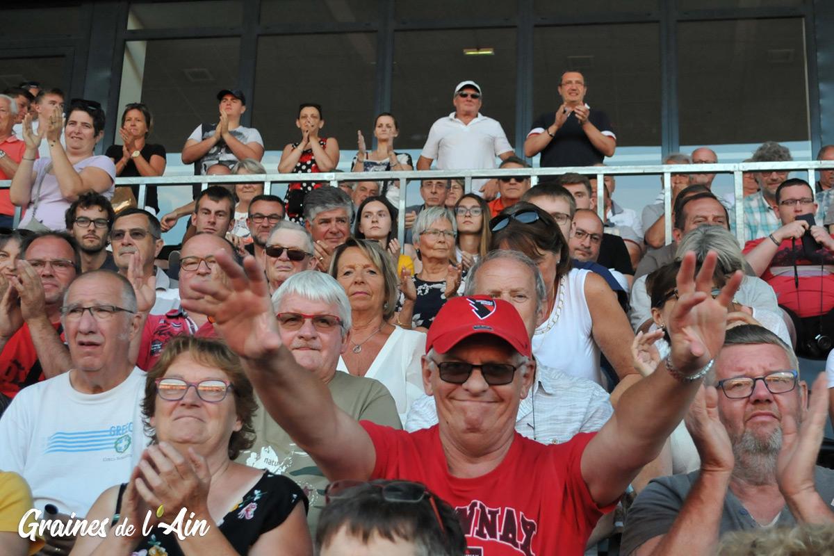 USO rugby Oyonnax Magazine Graines de l' Ain
