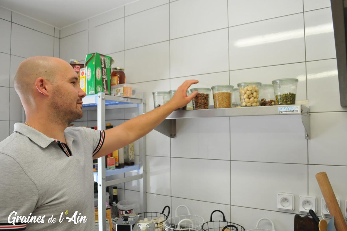 mlle Cocotte traiteur montréal la cluse Magazine Graines de l' Ain