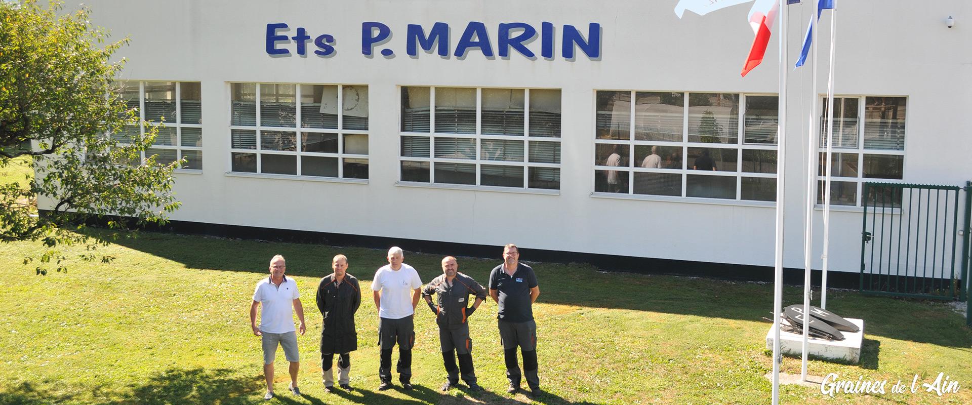 EPM et SBM- Pascal et Stéphane Marin - Mécanique à Port - Magazine Graines de l' Ain