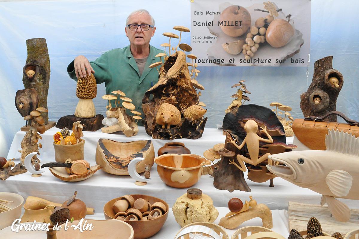 Bois Nature - Daniel Millet - Magazine Graines de l' Ain