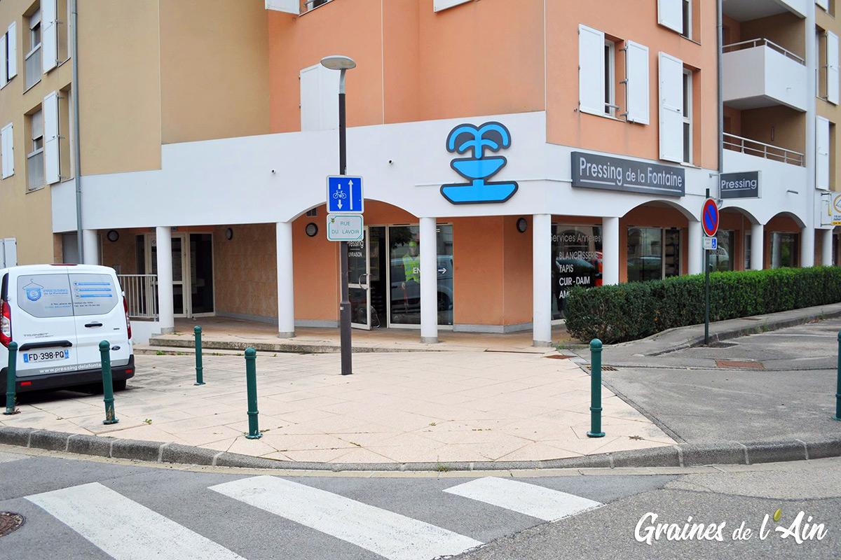 Pressing de la Fontaine à Bellignat - Magazine Graines de l' Ain