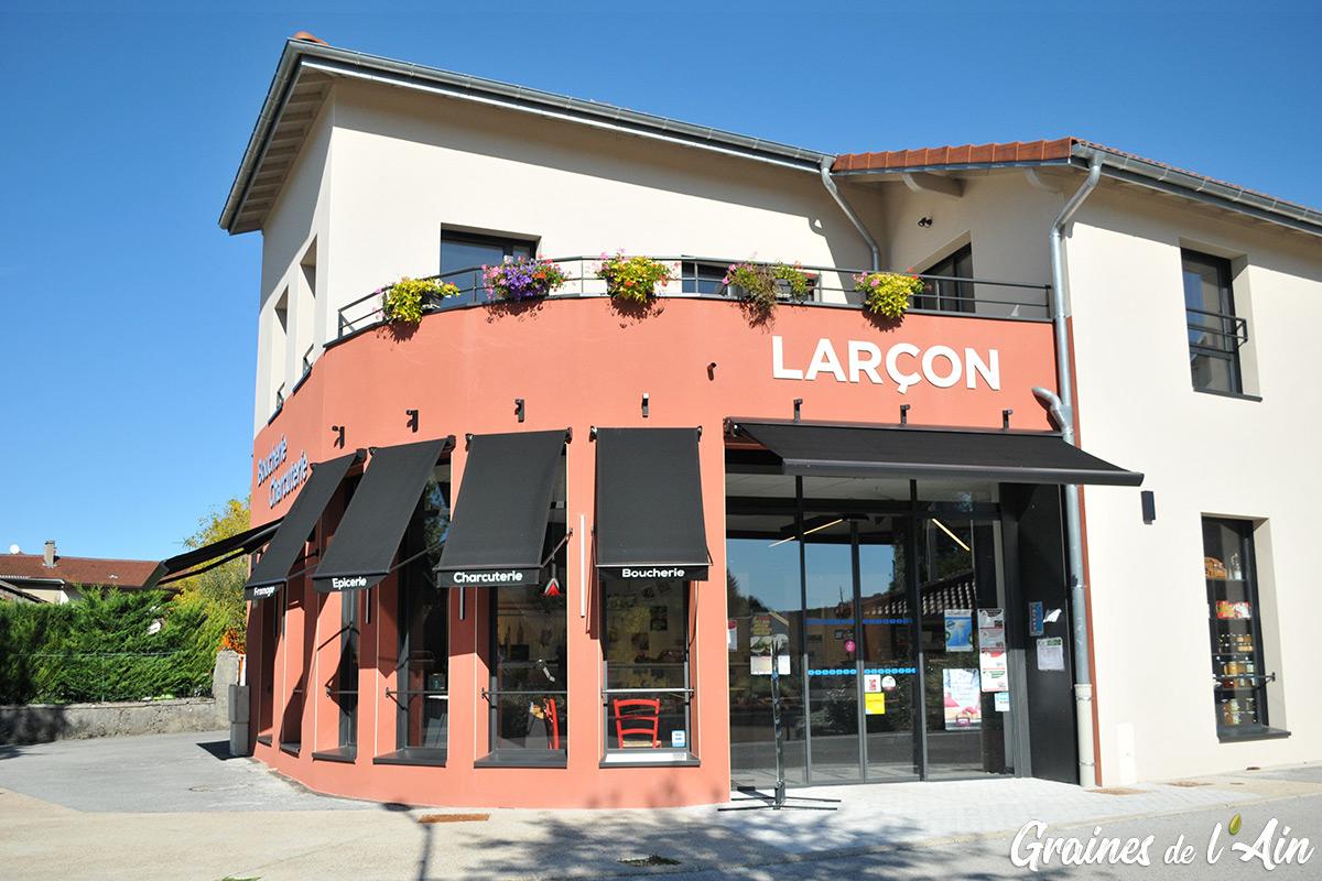 Charcuterie Larcon - Magazine Graines de l'Ain