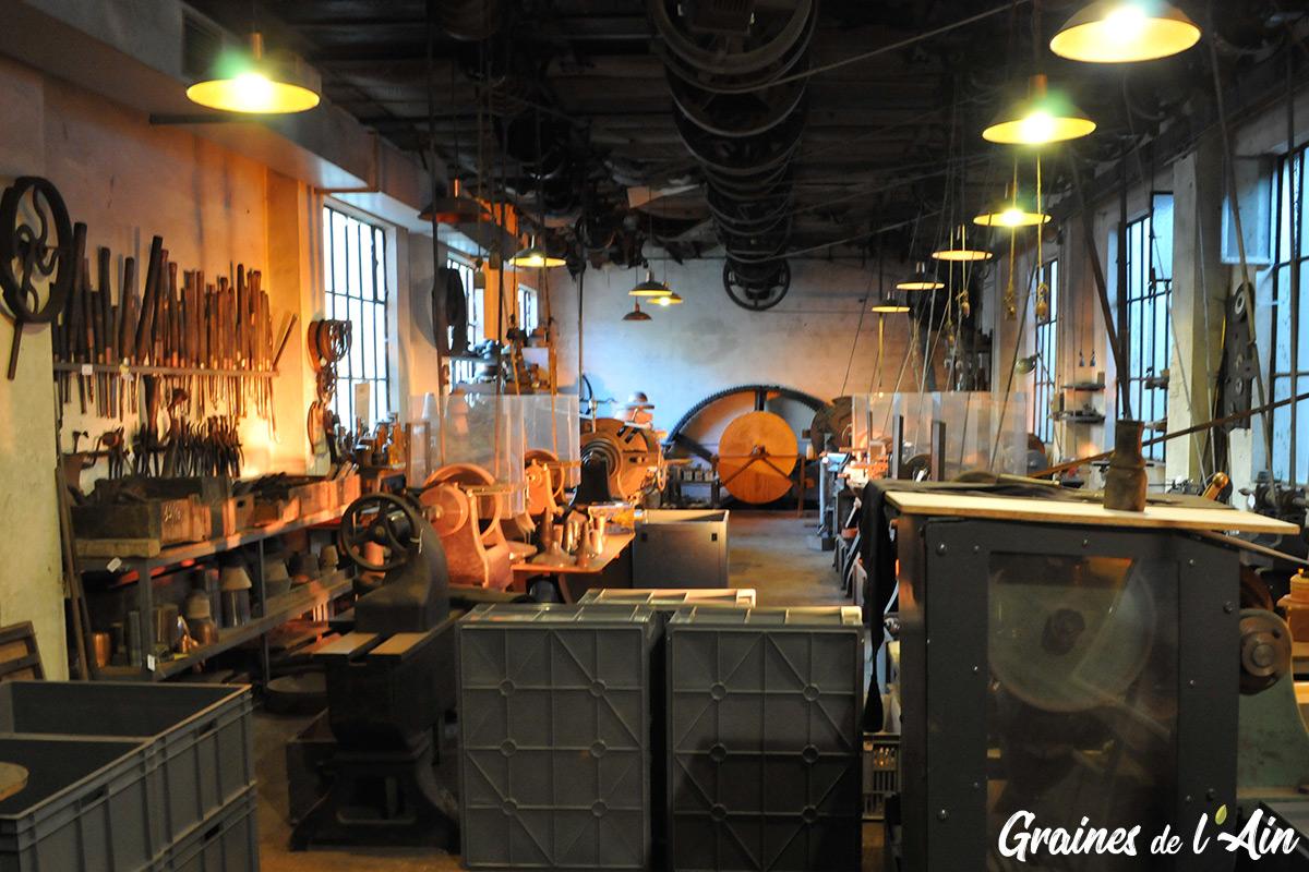 Cuivrerie de Cerdon - Magazine Graines de l' Ain