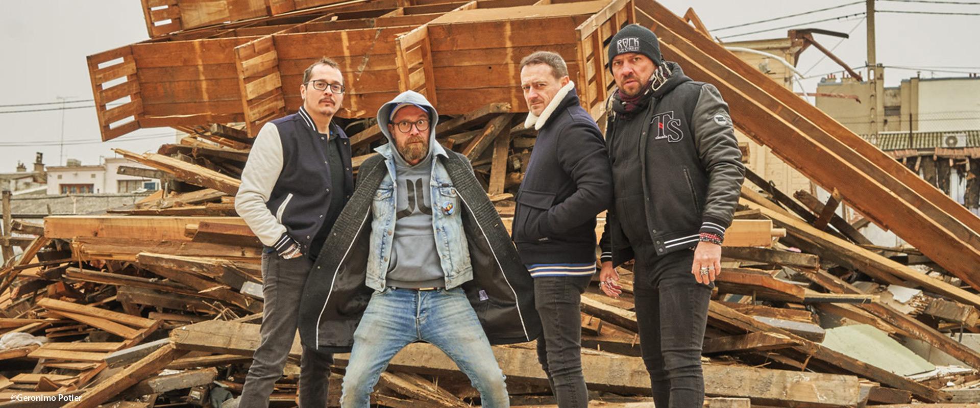 Fatals Picards - interview magazine Graines de l' Ain