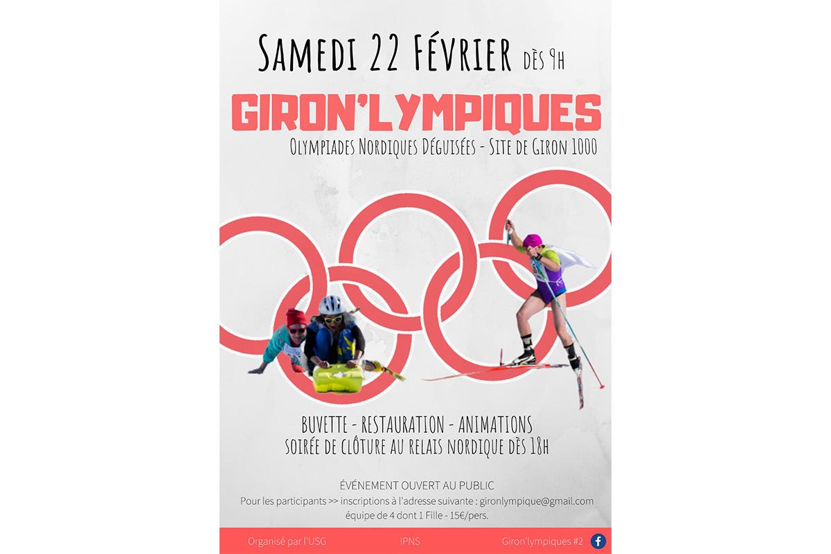 Giron'lympiques - Magazine Graines de l' Ain