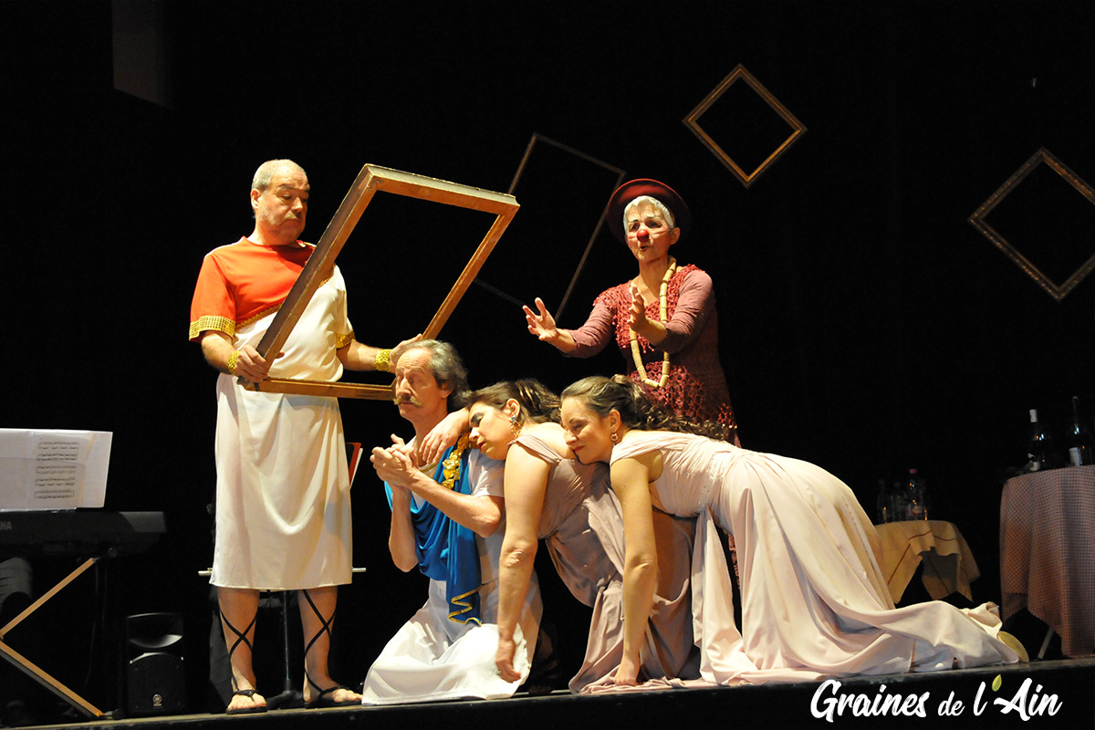 Compagnie de théâtre du Mont-Royal - Magazine Graines de l'Ain