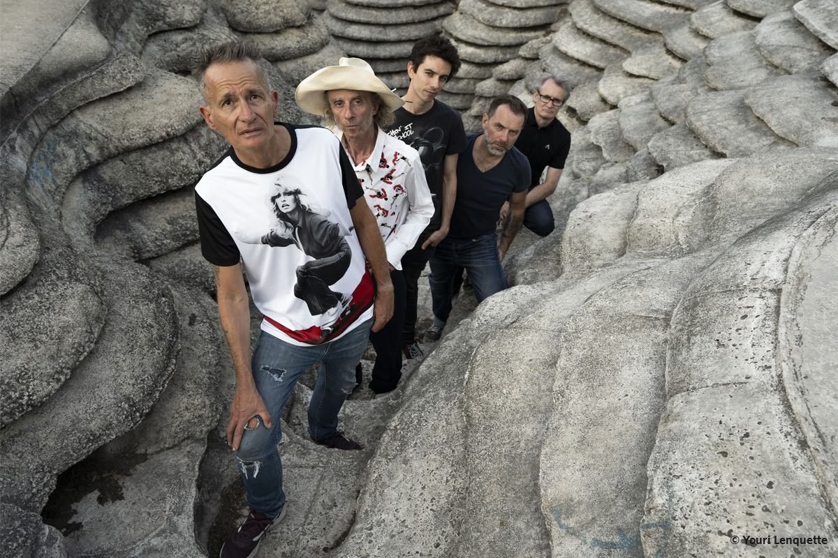 interview Les Wampas - Magazine Graines de l' Ain
